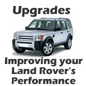 Land Rover Upgrades Defender Discovery Range Rover 200 300 Tdi